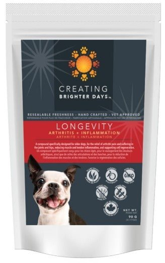 CBD treats for dogs with anxiety- an image of CBD dog treats by CBD oil Candada