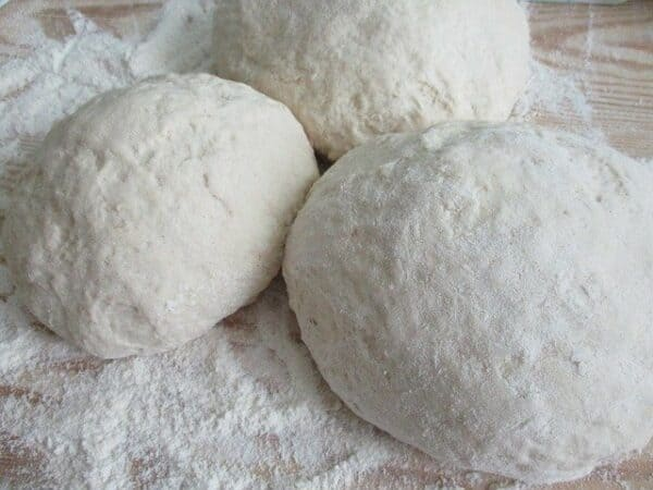poisonous to dogs - raw bread dough