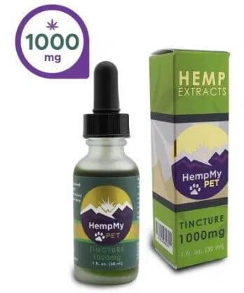 1000mg Hemp Oil by HempMyPet