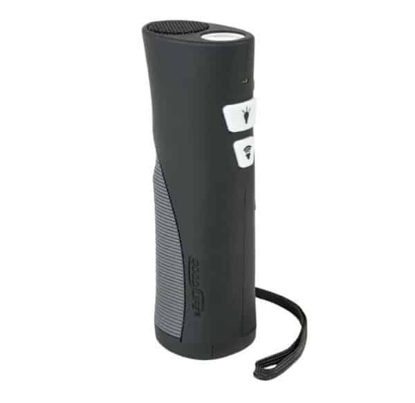 hand held dog silencer